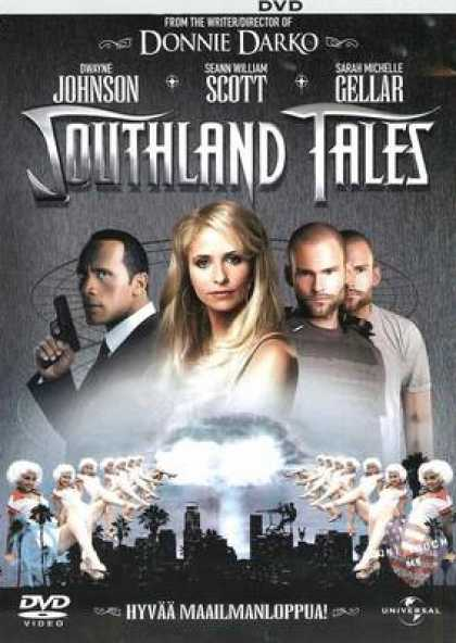 Finnish DVDs - Southland Tales