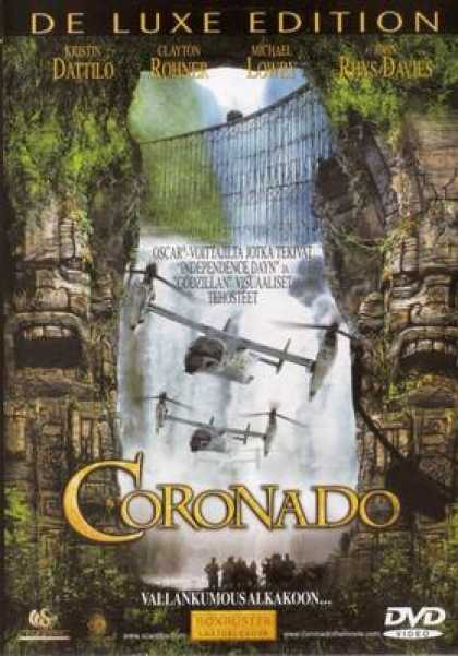 Finnish DVDs - Coronado