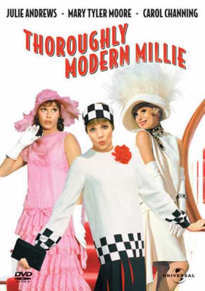 Finnish DVDs - Thoroughly Modern Millie