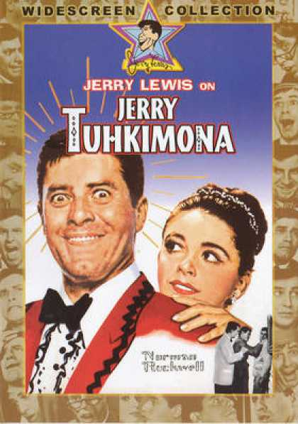 Finnish DVDs - Jerry Lewis Cinderella