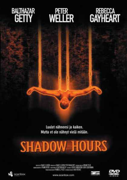 Finnish DVDs - Shadow Hours