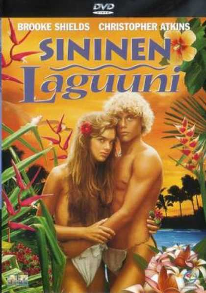 Finnish DVDs - The Blue Lagoon