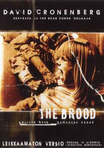 Finnish DVDs - The Brood