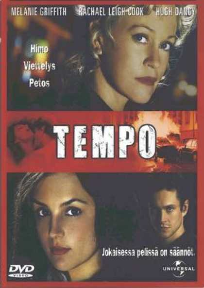 Finnish DVDs - Tempo
