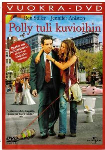 Finnish DVDs - Along Came Polly