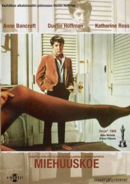 Finnish DVDs - The Graduate