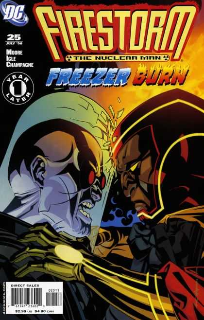 Firestorm 25 - Two Heads Clash - Red Vs Yellow Eye - Enemies Clash - Redemption - Only The Strong Will Survive