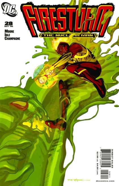 Firestorm 28 - The Nuclear Man - Moore - Igle - Champagne - 28