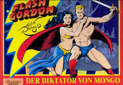 Flash Gordon (German) 1