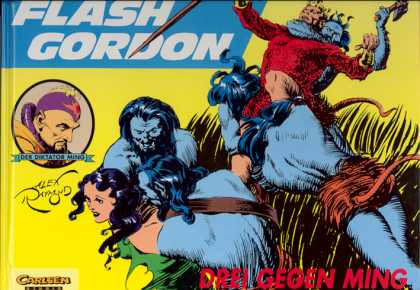 Flash Gordon (German) 2