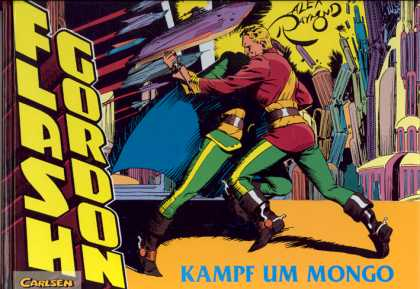 Flash Gordon (German) 3
