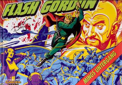 Flash Gordon (German) 4