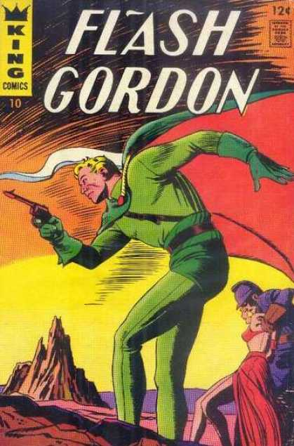 Flash Gordon 10