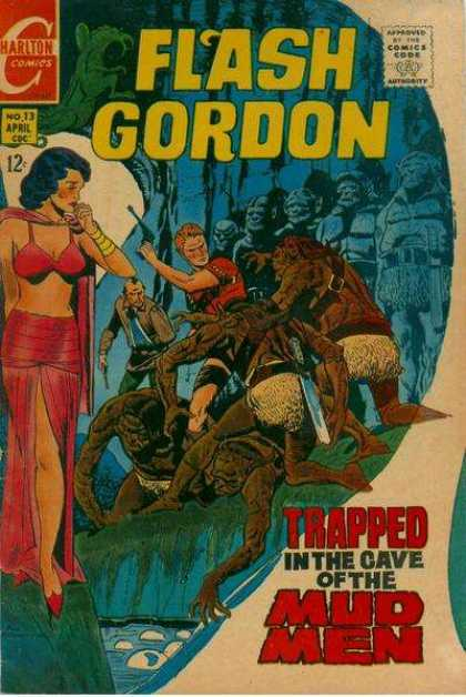 Flash Gordon 13