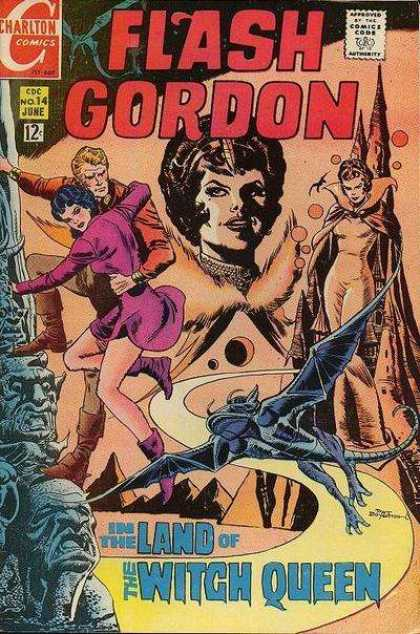Flash Gordon 14