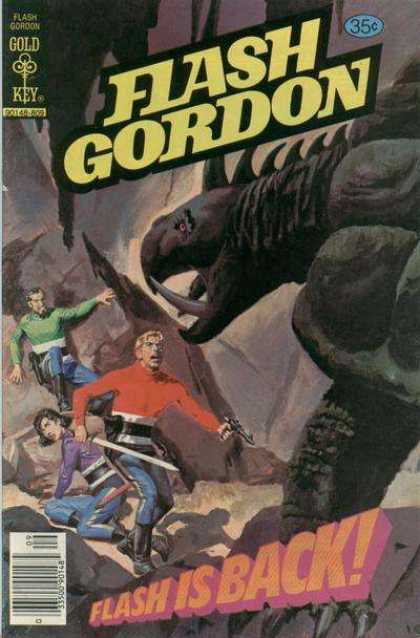 Flash Gordon 19