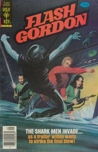 Flash Gordon 21