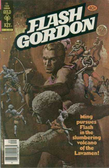 Flash Gordon 25