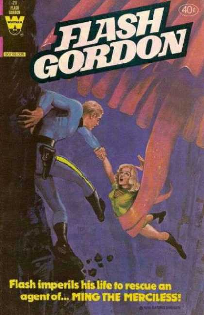 Flash Gordon 29