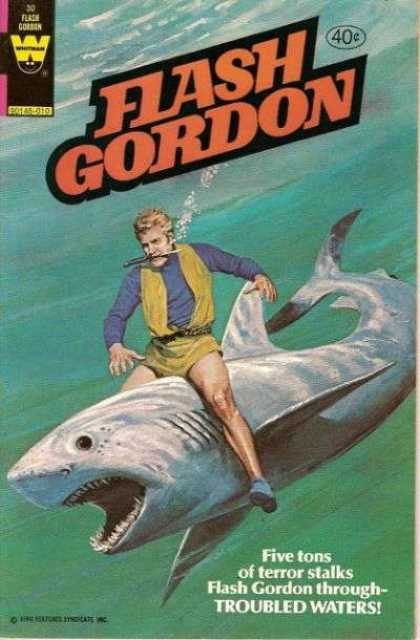 Flash Gordon 30
