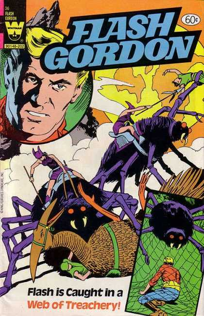 Flash Gordon 36