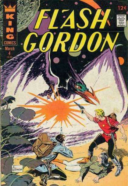Flash Gordon 4 - Alex Raymond, Dan Jurgens