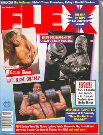 Эротика журнала flex