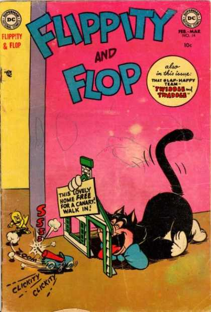 Flippity and Flop 14