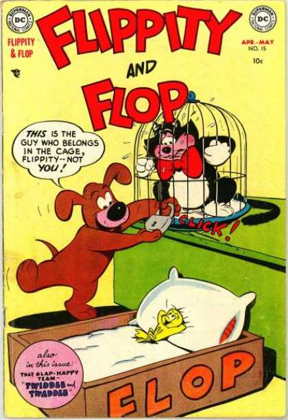 Flippity and Flop 15
