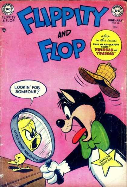 Flippity and Flop 16
