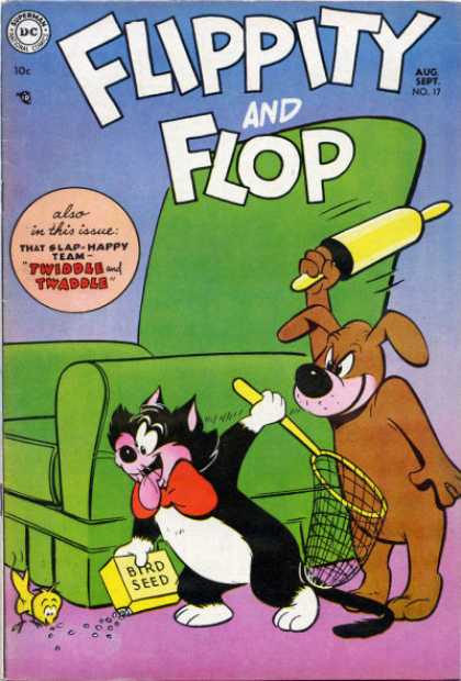Flippity and Flop 17