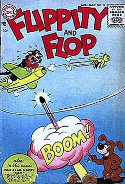 Flippity and Flop 21