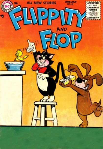 Flippity and Flop 22