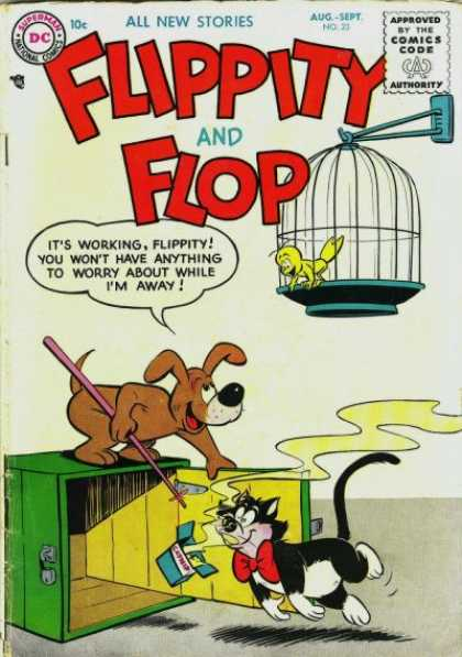 Flippity and Flop 23
