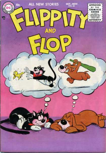 Flippity and Flop 24