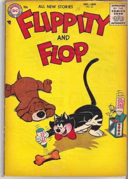 Flippity and Flop 25