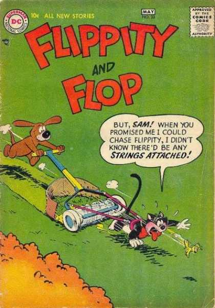 Flippity and Flop 33