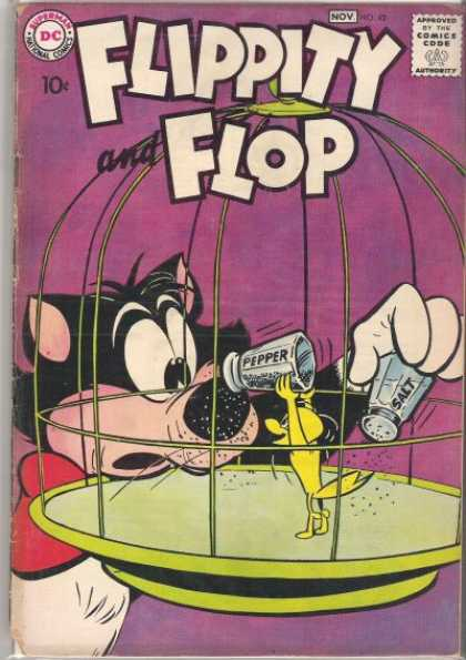 Flippity and Flop 42