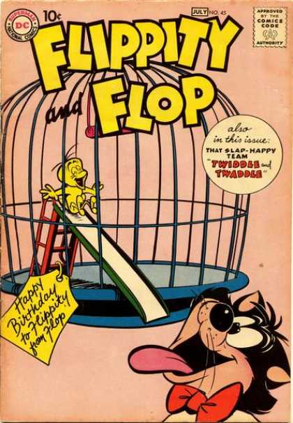 Flippity and Flop 45