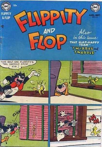 Flippity and Flop 5