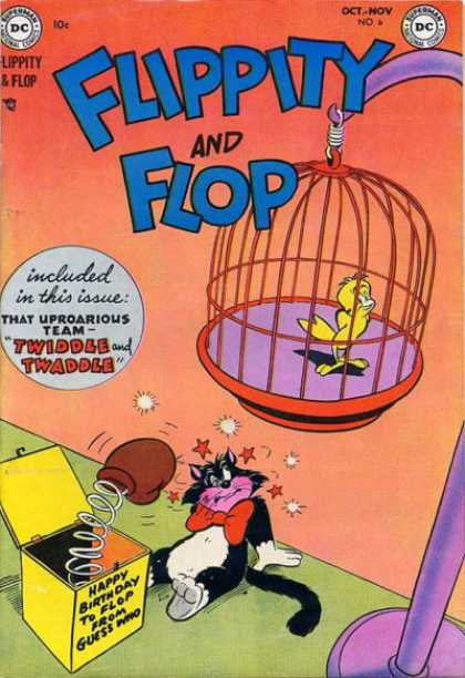 Flippity and Flop 6