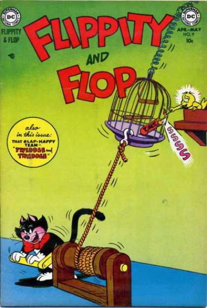 Flippity and Flop 9