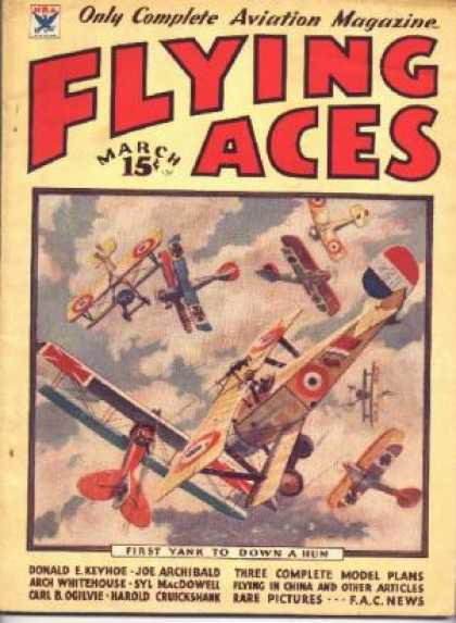 Flying Aces 8