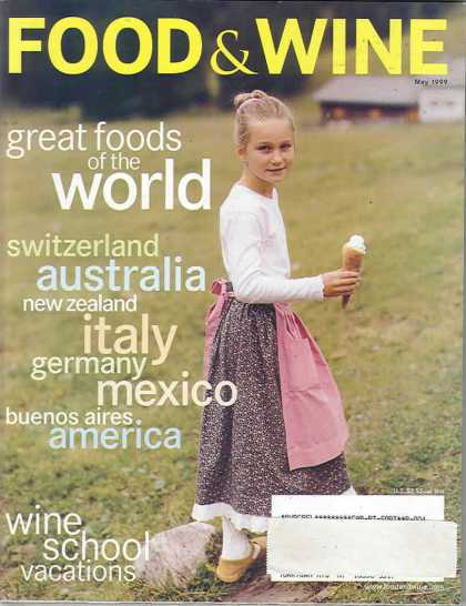 Food & Wine - May 1999