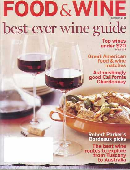 Food & Wine - October 2006