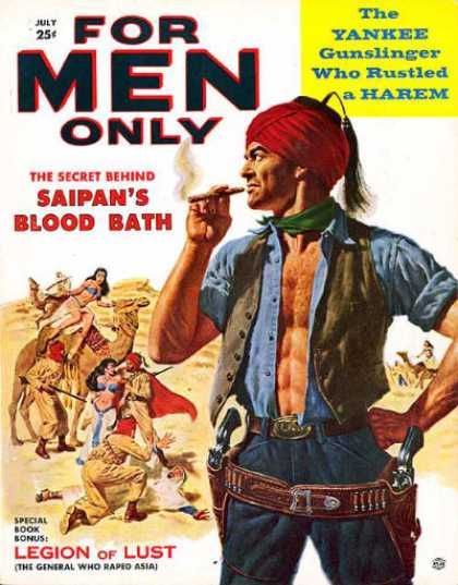 For Men Only - 7/1957