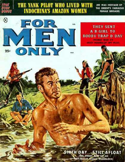 For Men Only - 3/1959