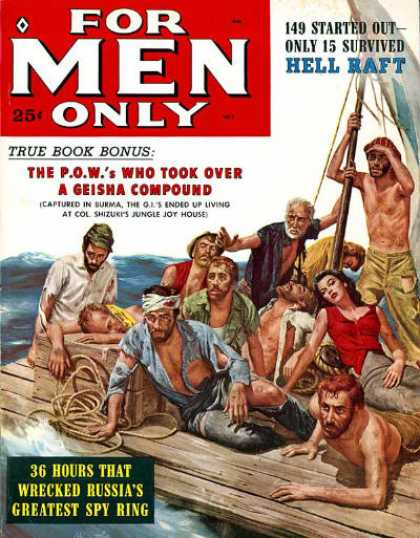 For Men Only - 7/1959