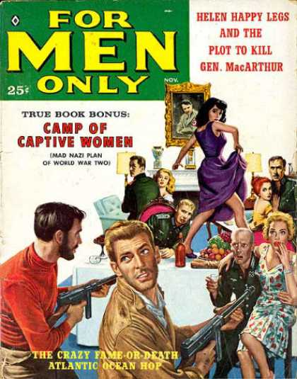 For Men Only - 11/1959