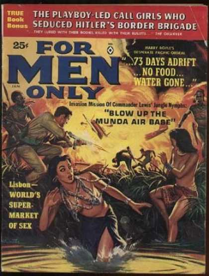 For Men Only - 1/1963